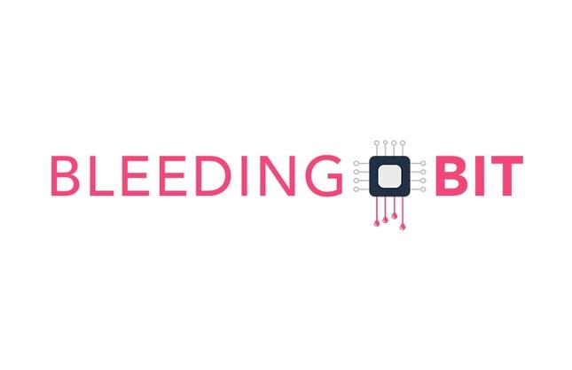 bleeding bit blog